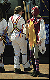The Maroon Bells Morris Dancers - Dancing at Oktoberfest in Denver, CO