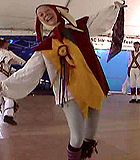 Videos of the Maroon Bells Morris Dancers at the 2007 Boulder International Festival