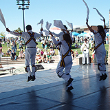 Album of the Maroon Bells Morris Dancers at the European Festival in Highlands Ranch, CO